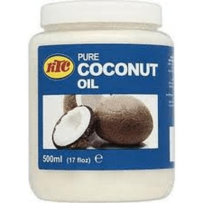 Olej kokosowy 100% KTC