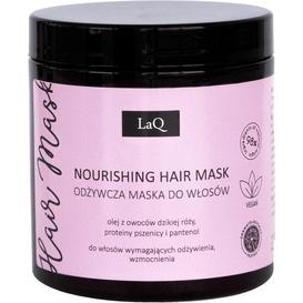 LAQ Kocica Piwonia - Maska do włosów, 250 ml