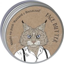 LAQ Ryszard z Bieszczad - Masło do twarzy, 50 ml