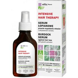 Vis Plantis Intensive Hair Therapy - Serum łopianowe przeciw wypadaniu włosów z aktywatorem wzrostu, 100 ml