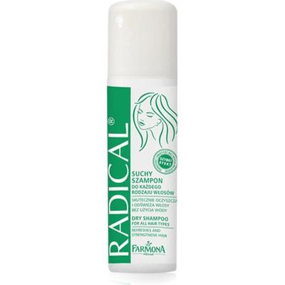 Suchy szampon dla każdego typu włosów Farmona
