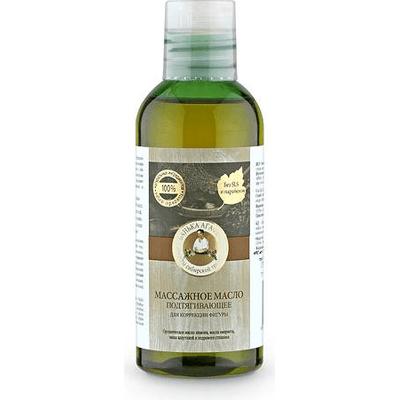 Podciągający olejek do masażu Kąpiel Agafii Bania Agafii