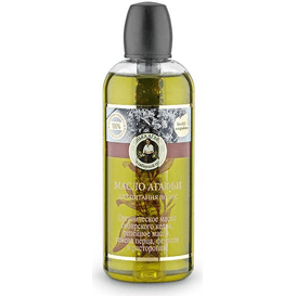Odżywczy olejek do włosów