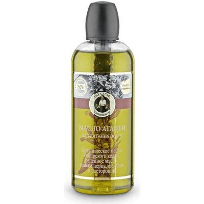 Odżywczy olejek do włosów Kąpiel Agafii Bania Agafii
