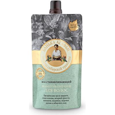 Regenerujący szampon - Odżywienie włosów Kąpiel Agafii Bania Agafii