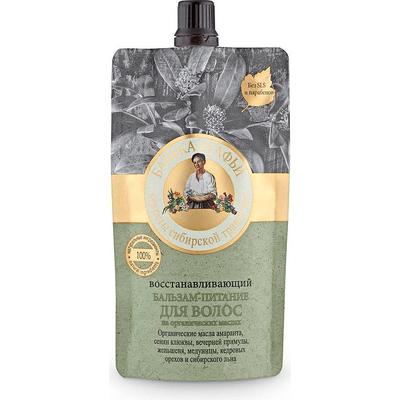 Regenerujący balsam - Odżywienie włosów Kąpiel Agafii Bania Agafii