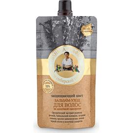 Kąpiel Agafii Bania Agafii Pielęgnujący balsam do włosów - Ochrona koloru