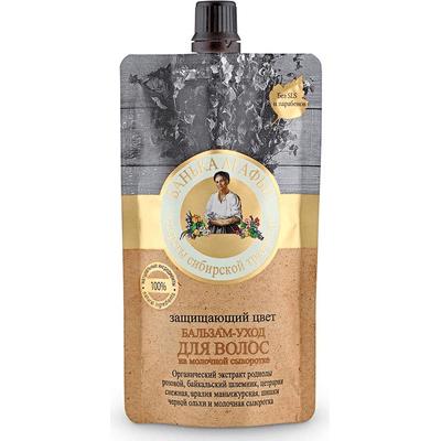 Pielęgnujący balsam do włosów - Ochrona koloru Kąpiel Agafii Bania Agafii