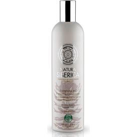 Natura Siberica Balsam do włosów osłabionych i zniszczonych - Ochrona i energia, 400ml