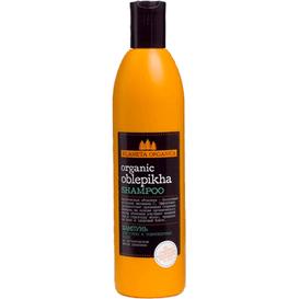 Szampon do włosów suchych i uszkodzonych - Organiczny rokitnik