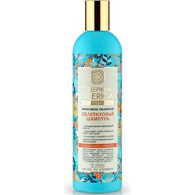 Nawilżający szampon rokitnikowy dla normalnych i suchych włosów Professional Natura Siberica