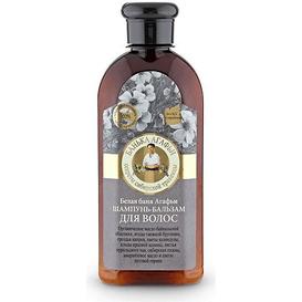 Kąpiel Agafii Bania Agafii Szampon-balsam do włosów Biała Kąpiel 350 ml
