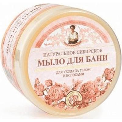 Kwiatowe mydło do pielęgnacji włosów i ciała Trawy i Zioła Agafii