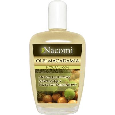 Olejek z orzechów Macadamia Nacomi