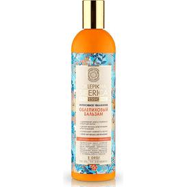 Natura Siberica Nawilżająca odżywka rokitnikowa dla normalnych i suchych włosów Professional, 400 ml