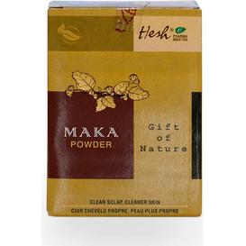Maska do włosów - Maka