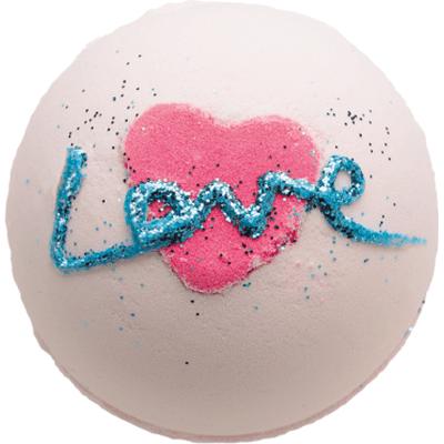 Musująca kula do kąpieli - Tylko miłość Bomb Cosmetics