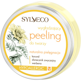Sylveco Wygładzający peeling do twarzy