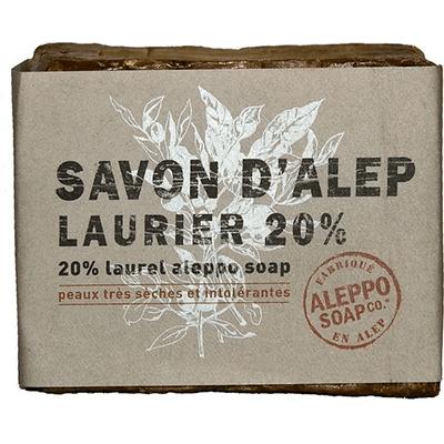 Mydło Aleppo 20% oleju laurowego Aleppo Soap