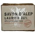 Mydło Aleppo 20% oleju laurowego