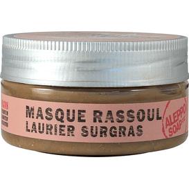 Maseczka z glinką rassoul i olejem laurowym