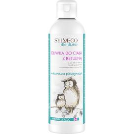 Sylveco Oliwka do ciała dla niemowląt i małych dzieci z betuliną