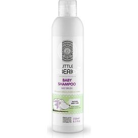 Szampon dla dzieci ułatwiający rozczesywanie włosów - ekstrakt z fiołka i malwy