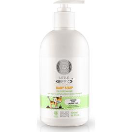 Mydło w płynie dla dzieci z ekstraktem z brzozy