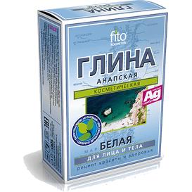 Fitocosmetic Biała glinka anapska ze srebrem