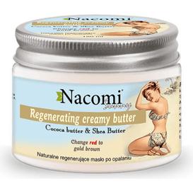 Nacomi Regenerujące masło do ciała po opalaniu, 150 ml