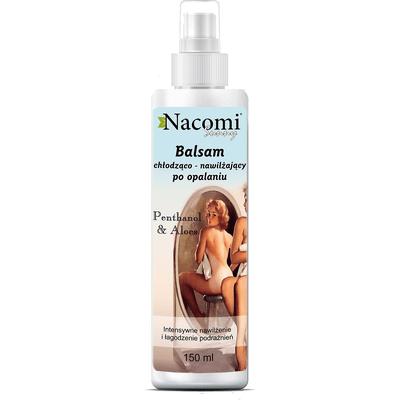 Naturalny chłodzący balsam po opalaniu Nacomi