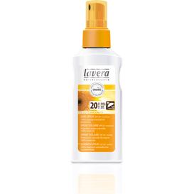 Spray przeciwsłoneczny - wyciąg z nagietka i oleju słonecznikowego SPF20