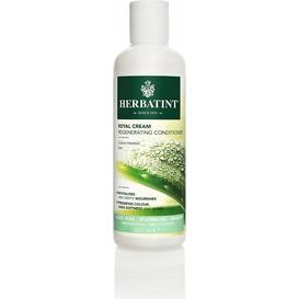 Herbatint Odżywka z aloesem do włosów zniszczonych i farbowanych, 260 ml