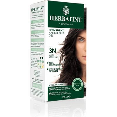 Naturalna farba do włosów - Ciemny kasztan 3N Herbatint