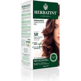 Herbatint Naturalna farba do włosów - Jasny miedziany kasztan 5R