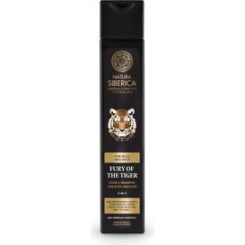 Natura Siberica Energetyzujący szampon do włosów i ciała - Wściekłość Tygrysa