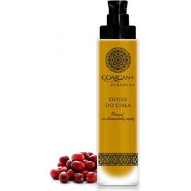 Regenerujący olejek do ciała - olej arganowy i olej żurawinowy