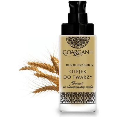 Łagodzący olejek do twarzy - olej arganowy i olej z kiełków pszenicy GoArgan
