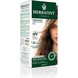 Herbatint Naturalna farba do włosów - Ciemny blond 6N