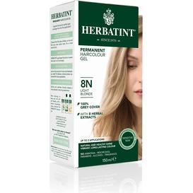 Herbatint Naturalna farba do włosów - Jasny blond 8N