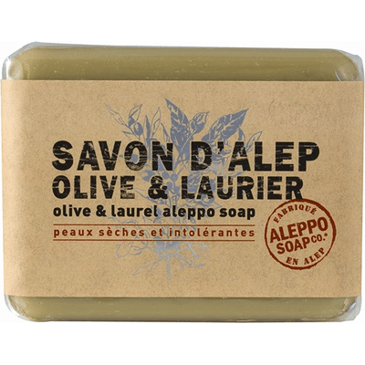 Mydło Aleppo Oliwka i Laur Aleppo Soap