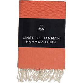Tade Ręcznik hammam 100x180 cm - Mayzaar