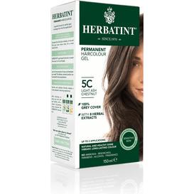 Herbatint Naturalna farba do włosów - Jasny popielaty kasztan 5C