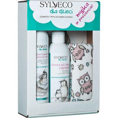Zestaw kosmetyków dla dzieci Sylveco