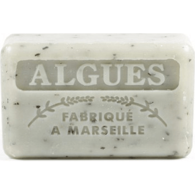 Mydło marsylskie z masłem shea - Algi morskie Foufour