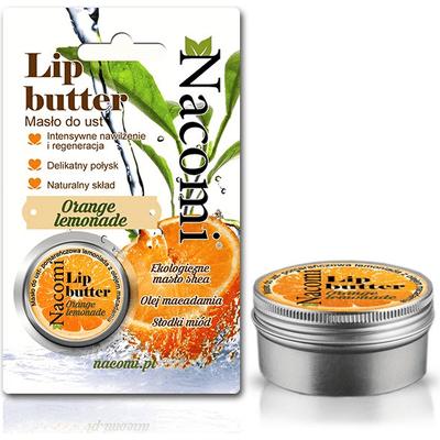 Balsam do ust - pomarańcza Nacomi