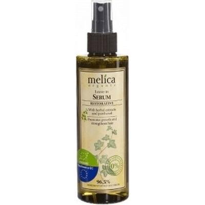 Wzmacniające serum do włosów - kompleks olejków i pantenol Melica