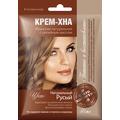 Kremowa henna z olejkiem łopianowym - Naturalny blond