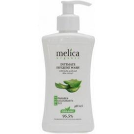 Płyn do higieny intymnej - kwas mlekowy i esktrakt z aloesu
