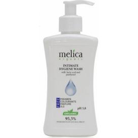 Płyn do higieny intymnej z kwasem mlekowym i pantenolem